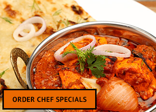 Order Chef Specials from Kebria Tandoori